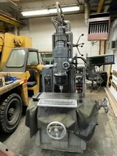 Moore Special Tool Co Jig Borer Machine 10 X 19 Table