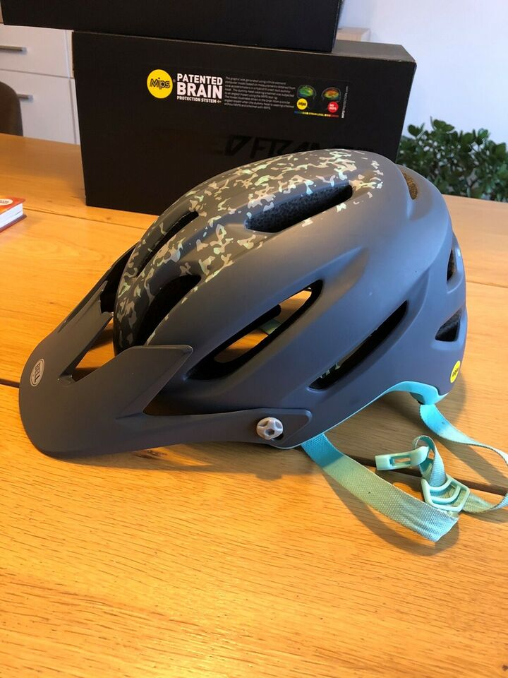 Cykelhjelm, Bell mtb hjelm MIPS