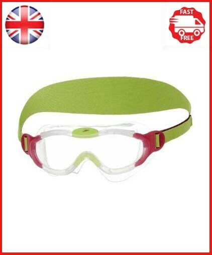 930bb938d531 Speedo Junior Sea Squad Mask Swimming Goggles Water Sports Clear ...