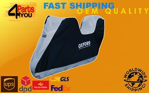 New-Oxford-Aquatex-Cover-Top-Box-Motorcycle-Motorbike-Rain-Covers-m-CV203-Medium