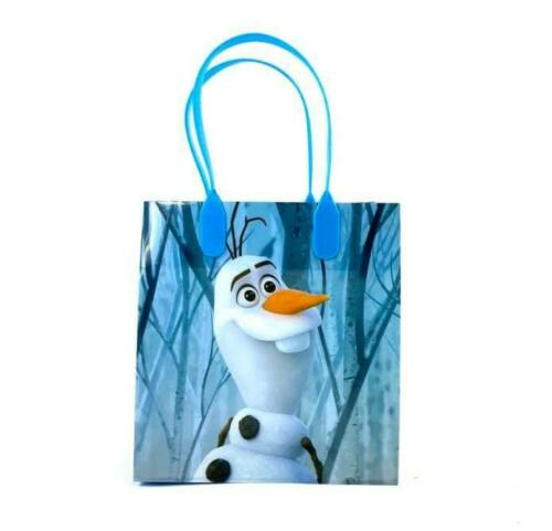 Olaf Goody Bag Party Goodie Gift Birthday Candy Bags 12pc Frozen 2
