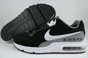 purchase cheap 6d1b3 14439 Image is loading NIKE-AIR-MAX-LTD-3-BLACK-WHITE-COOL-