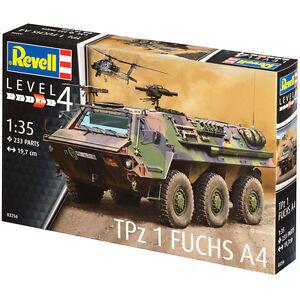 Revell TPz 1 FUCHS A4 Model Kit (Level 4) (Scale 1:35) 03256 NEW