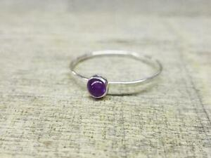 Amethyst-Stone-Ring-Solid-925-Sterling-Silver-Ring-Band-Ring-Handmade-Ring-se524