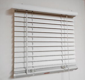 colour:white PVC venetian blind sell-out special new 16mm  eco-lite
