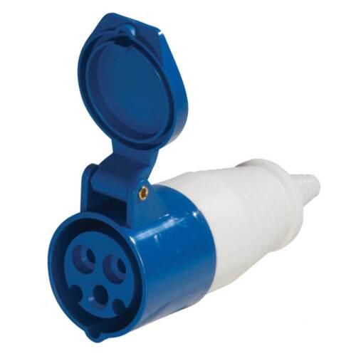 16A Weatherproof Trailing Outdoor Industrial Socket IP44 Generator 220-250V SGTD