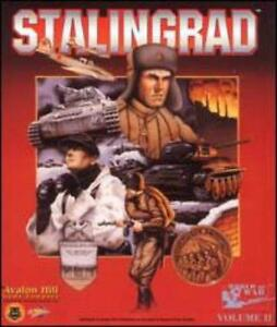 Details about Avalon Hill's Stalingrad PC CD Soviet Germany World War 2  strategy game! CD-ROM