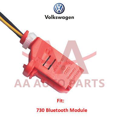 Volkswagen Polo 6R 2010 to 2015 Bluetooth Phone Button