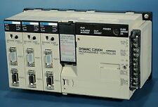 B194 OMRON SYSMAC PROGRAMMABLE CONTROLLER CPU01 C200H-MR431