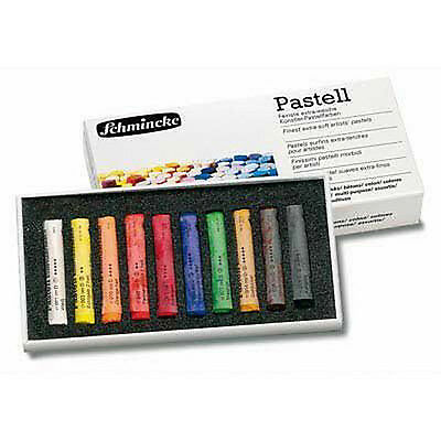 Schmincke Soft Pastel Set - 10 Colours