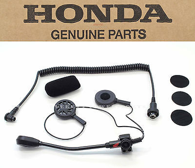 Honda GL1800 Goldwing INTERCOM HEADSET