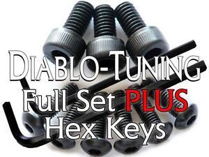 Floyd Rose Tremolo HEX ALLEN KEY SET For Locking Nut /& Saddle Intonation Screw