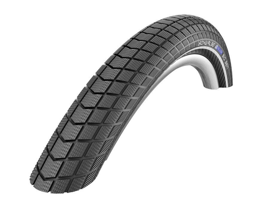 Schwalbe Big Ben Performance RaceGuard Rigid Tyre 27.5 x 2.00 Reflex
