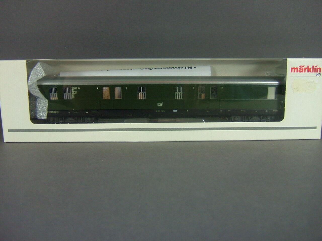 49964 carri merci MFX con Sound/DIESEL/EPOCA III/Nuovo & OVP