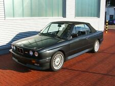 BMW 3ér Serie E30 Cabrio Verdeck Bezug Montage Einbau Anleitung Hilfe Manual EBA