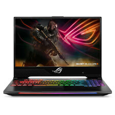 "Asus ROG Strix Hero II 15.6"" Core i7 GeForce GTX 1060 16GB RAM 256 GB SSD 1TB HD"