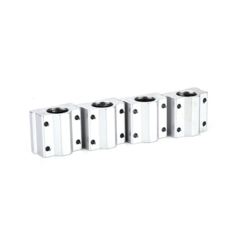 4pcs SC8UU SCS8UU 8mm Linear Ball Bearing Linear Motion Bearing Slide For SP