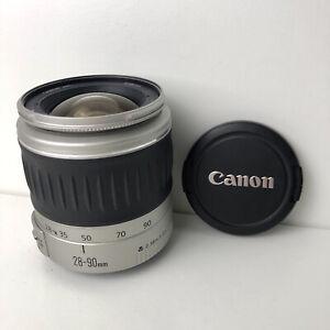 Canon EF 28-90mm 1:4-5.6 II Zoom Objektiv für Canon EOS DSLR SLR