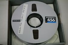 "AMPEX  456 2/"" 2500/' REEL TO REEL MASTER TAPE"