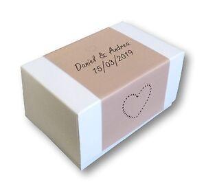 Superb 50 X Kraft Labels White Box Wedding Birthday Cake Boxes Custom Funny Birthday Cards Online Inifofree Goldxyz