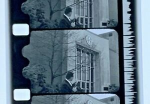 """Advertising 16mm Film Reel - Seattle First National Bank """"Drive In""""  (SB54)"""