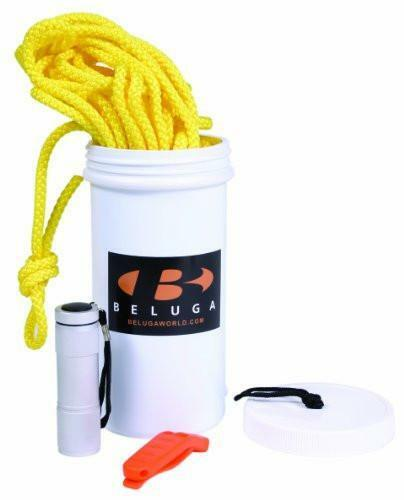 Beluga Gear Basic Safety Kit White Water ocean rescue Meets Safety regulations