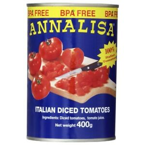 Annalisa-BPA-Free-100-Italian-Diced-Tomatoes-in-Tomato-Juice-Canned-400g