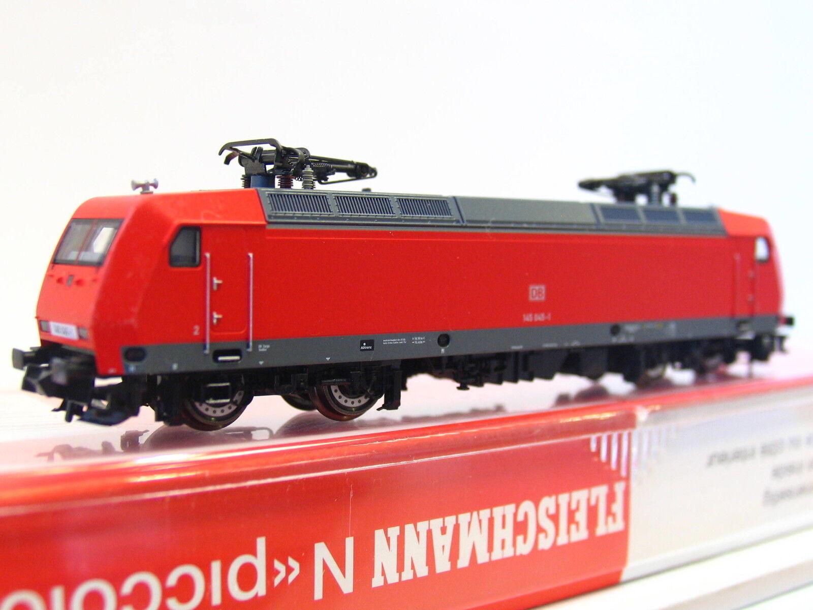 Fleischmann N 7322 Elok BR 145 045-1 DB OVP (G9408) (G9408) (G9408)  | Stilvoll und lustig  2f3605