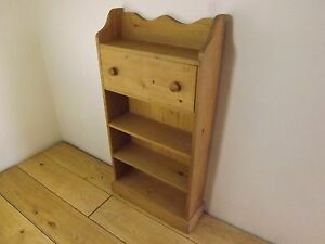 Bookcase  Pine opentop bookcase made by our own carpenters 24034 W - Wincanton, United Kingdom - Bookcase  Pine opentop bookcase made by our own carpenters 24034 W - Wincanton, United Kingdom