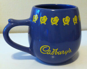 CADBURY-039-S-CREAM-EGG-COFFEE-MUG-NEILSON-CADBURY
