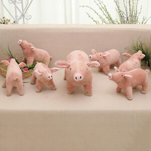 1Pc-25cm-cute-cartoon-pig-plush-toy-stuffed-animal-pig-for-children-039-s-gift-YT