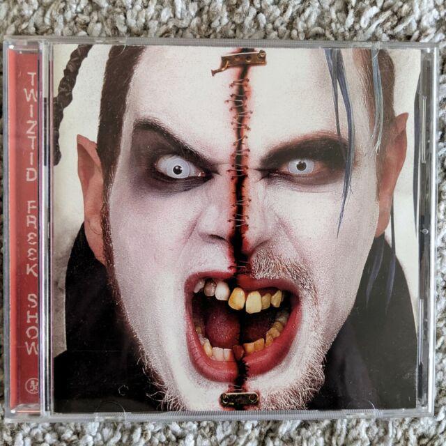 Twiztid: Freek Show (CD, 2000) Psychopathic ICP Majik Ninja MNE Juggalo