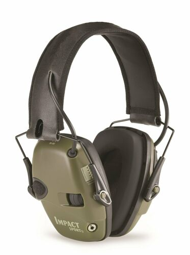 Honeywell Howard Leight Impact Sport Sound Amplify Electronic Shooting Muffs Ear
