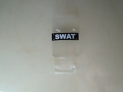 gun t weapons parts swat police army for lego custom lego  Riot buckler X1