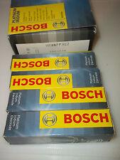 4 X Bosch HR8NPP302 Platinum Spark-Plugs  Mazda 3 5 & 6 FORD  MONDEO, S-MAX etc.