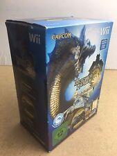 Monster Hunter 3 Tri Controller Pro Pack Limited Edition - Nintendo Wii PAL UK