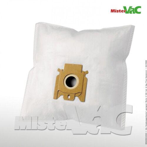40x Staubsaugerbeutel geeignet Miele S 511