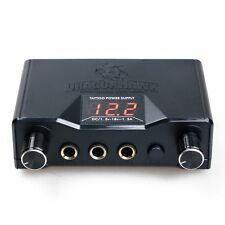 Dragonhawk Lcd Dual Tattoo Machine Power Supply P069