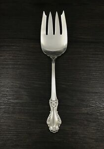 """Georgian Shell by Frank Whiting Concord Sterling Silver Teaspoon 6/"""""""