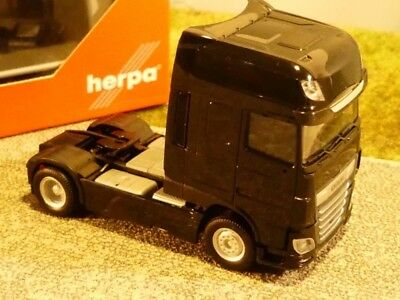 Herpa 309080  DAF XF Euro 6 SSC Zugmaschine Facelift weiß 1:87 H0 NEU in OVP