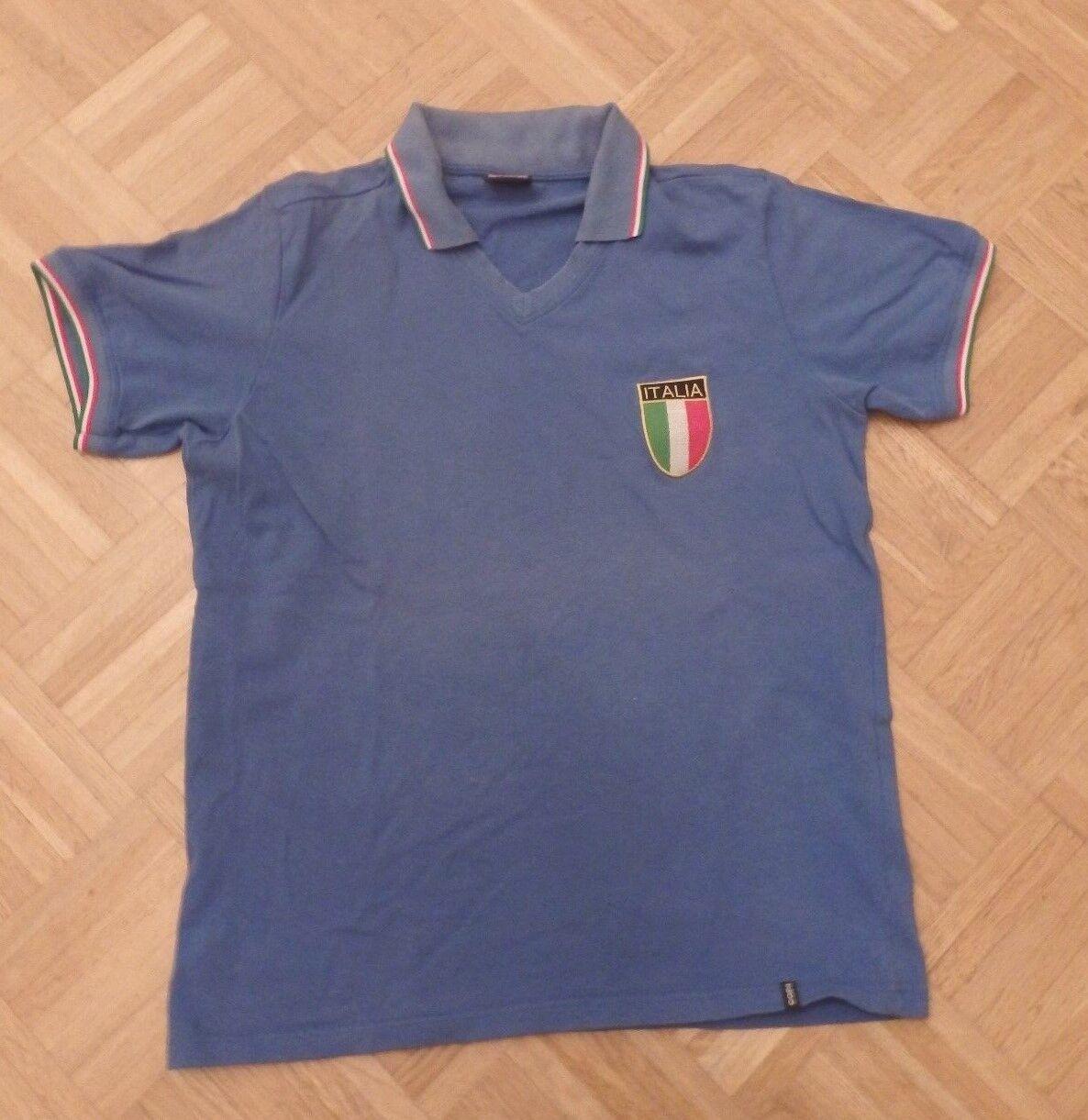 Copa Shirt Italia XL mittelblau