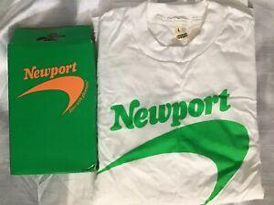 USA-Nos-vtg-90s-Screen-Stars-Newport-Cigarettes-T-Shirt-Deadstock-Single-Stitch