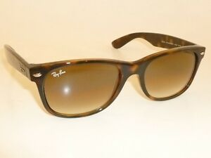 97d1f19cadfa3 New RAY BAN Sunglasses Tortoise WAYFARER RB 2132 710 51 Gradient ...