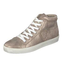 a7b631c74a1bcb Jane Klain 251 206 Damen Sneaker rosegold mit Reißverschluß High Top ...