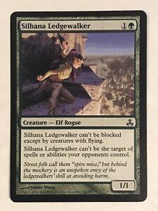 1x Silhana Ledgewalker Light Play English Guildpact MTG Magic