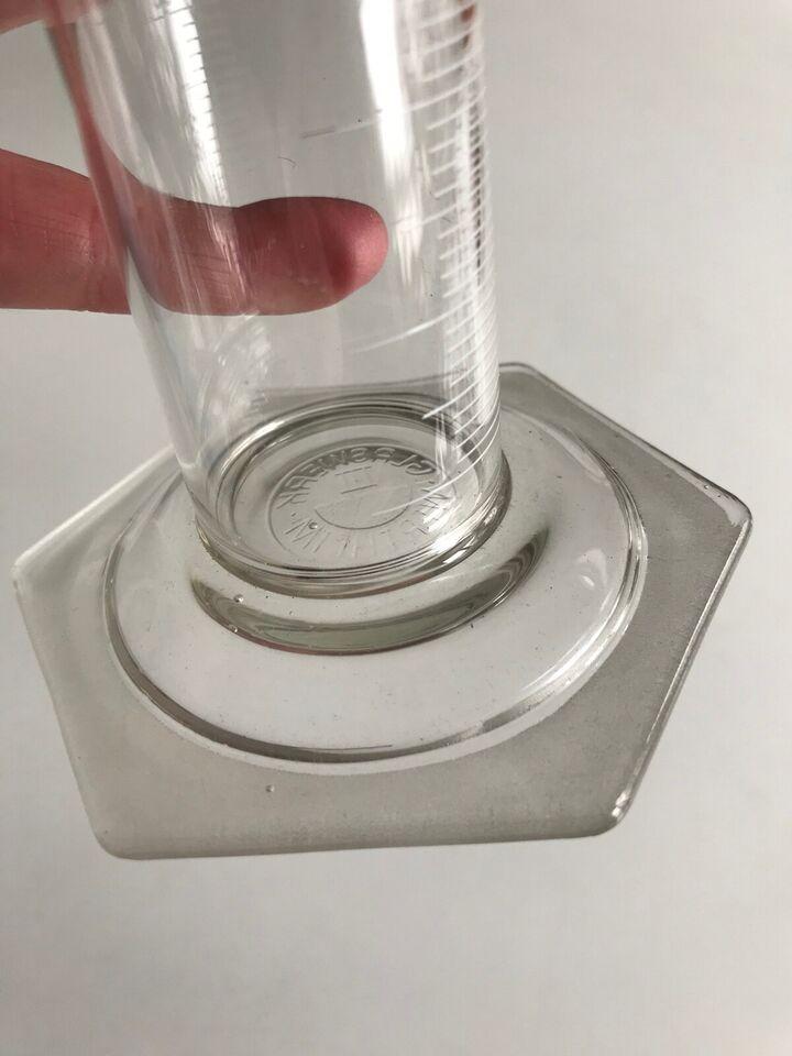Glas, Målebæger, Silberbrand