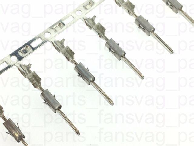 10 nos Crimp Micro Timer II Terminal Connector Contact for VAG 000979020E 132E