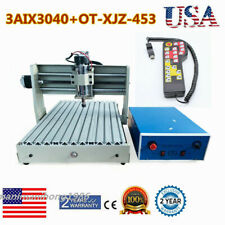 New Listing3d 3 Axis 3040 Cnc Router Engraver Machine Engraving Milling Machine Remote