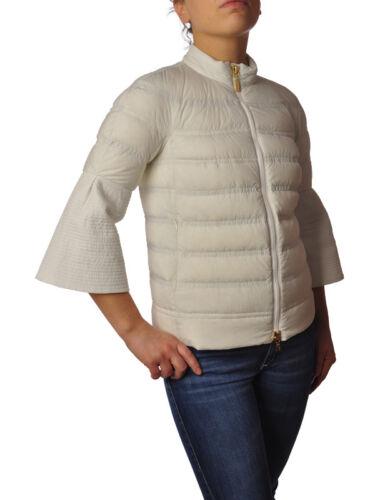 Blanc Geospirit Femmes 5163111d184013 et de manteaux Vestes dessus 8S8xPYr