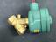 "miniature 1 - ASCO EF8030A17 Solenoid Valve 110V 50Hz 15 PSI 1/2"" N/C 2-WAY Brass Low Pressure"